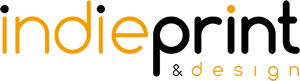 Indie Print & Design Logo